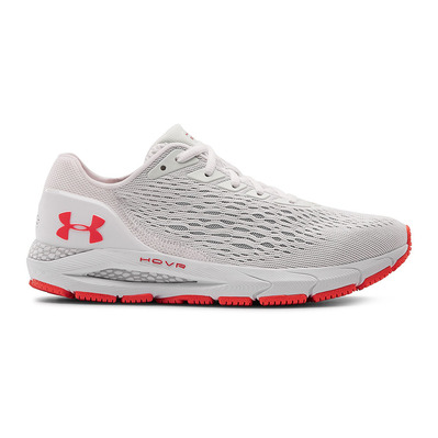 UNDER ARMOUR - UA HOVR SONIC 3 - Chaussures running Femme white/white/beta