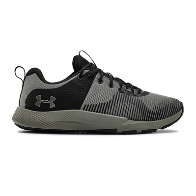 UNDER ARMOUR - CHARGED ENGAGE - Chaussures training Homme gravity green/black/gravity green
