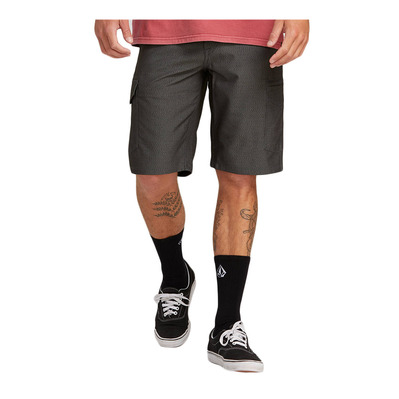 "SURF N' TURF DRY CARGO 21"" -  Bermudas hombre charcoal heather"