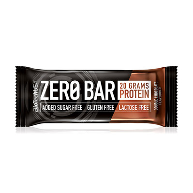 ZERO BAR - Barre protéiné x20 double chocolat