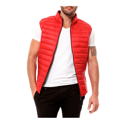 SHELTER SM - Doudoune Homme red