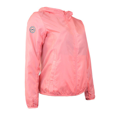 WINDBREAKER - Veste Junior coral