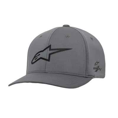 AGELESS SONIC TECH - Casquette Homme charcoal/black