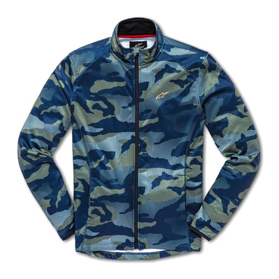 PURPOSE - Veste Homme navy camo
