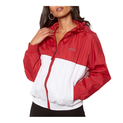 687148 RAY - Veste Femme true red/bright white