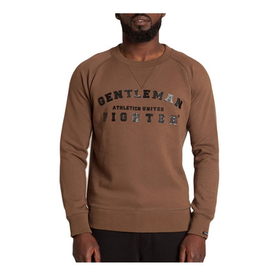 Gentleman Fighter AUTENTICO - Sweat Homme gazelle