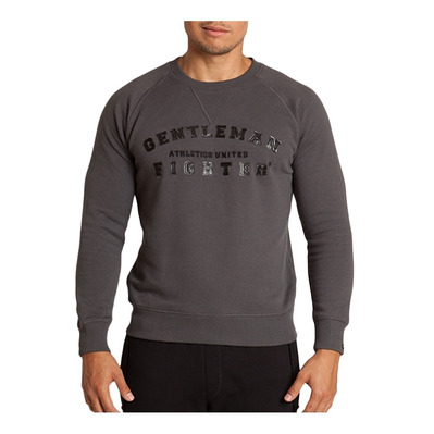 Gentleman Fighter AUTENTICO - Sweat Homme gris