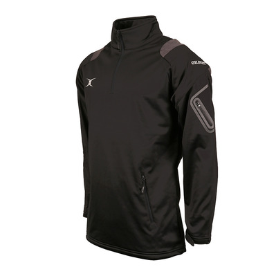 BLITZ SOFTSHELL - Coupe-vent Junior black