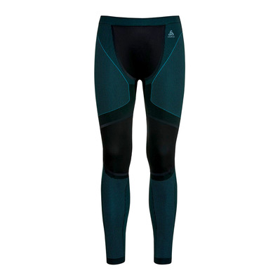 PERFORMANCE WINDHIELD XC LIGHT - Collant Homme black/lake blue