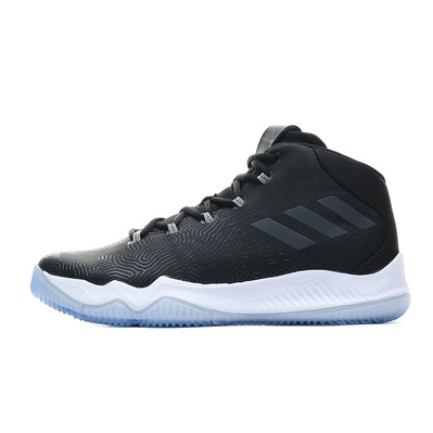 CRAZY HUSTLE - Chaussures basketball Homme black