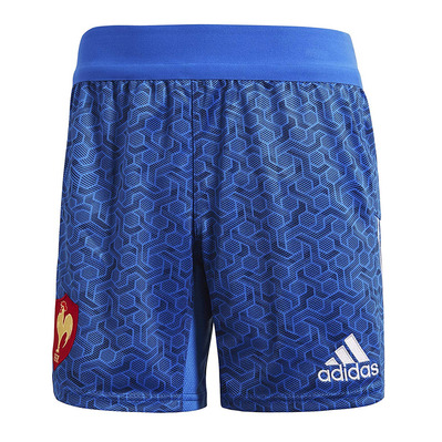 FFR H - Short Homme blue
