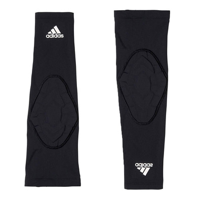 PADDED - Manchettes compression black