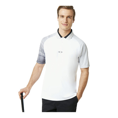 AERODYNAMIC GOLF - Polo hombre white