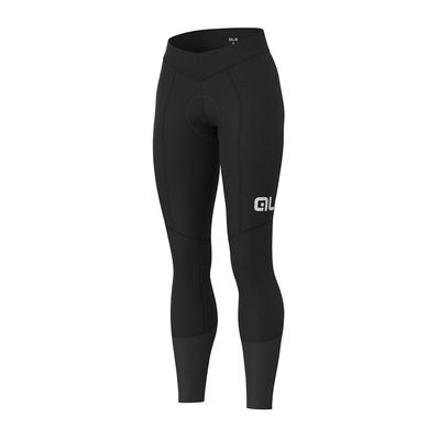 "Alé CLIMA PROTECTION 2.0 FUTURE ""BE-HOT"" - Collant Femme black/white"