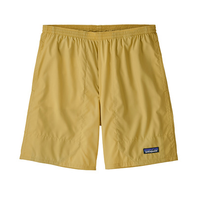 PATAGONIA - BAGGIES LIGHTS - Short Homme surfboard yellow