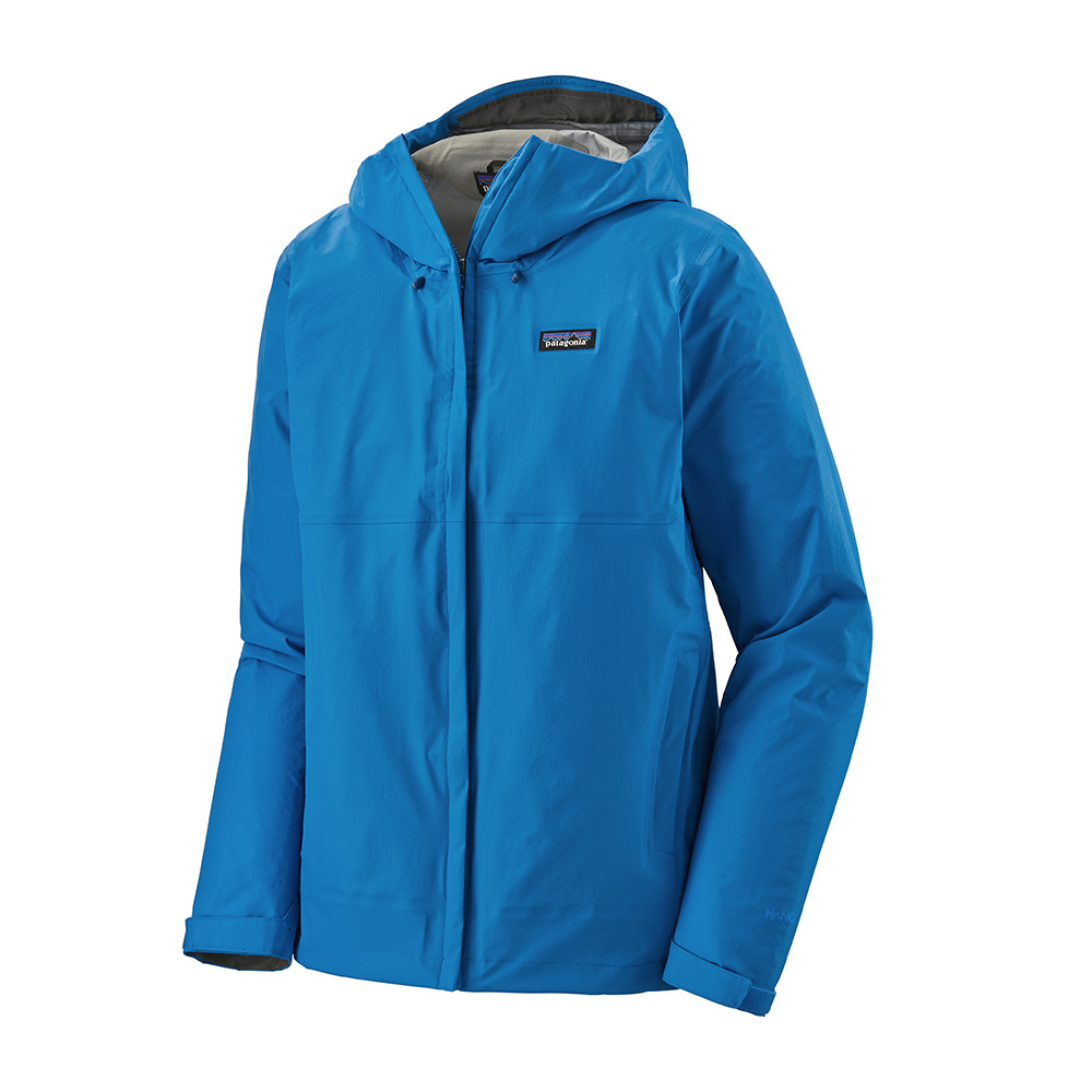 PATAGONIA - Patagonia TORRENTSHELL 3L - Chaqueta hombre andes blue