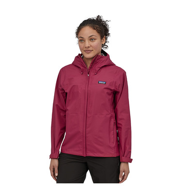 PATAGONIA - TORRENTSHELL 3L - Chaqueta mujer roamer red