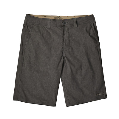PATAGONIA - M's Stretch Wavefarer Walk Shorts - 20 in. Homme Forge Grey