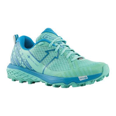 RAIDLIGHT - RESPONSIV DYNAMIC - Chaussures trail Femme turquoise