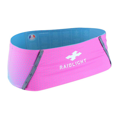 RAIDLIGHT - STRETCH RAIDER - Ceinture d'hydratation Femme blue/pink