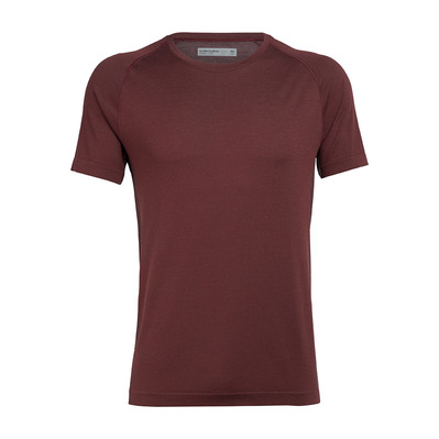 ICEBREAKER - Mens Motion Seamless SS Crewe / PORT ROYALE S Homme Port Royale