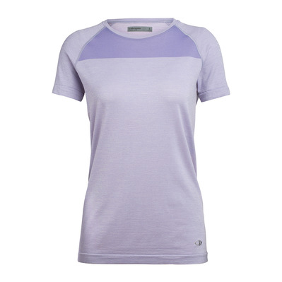 ICEBREAKER - MOTION SEAMLESS - Maillot Femme orchid hthr