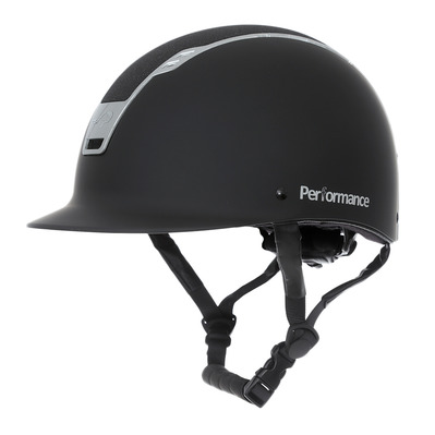 Performance 20710100 - Casque mat/glitte noir