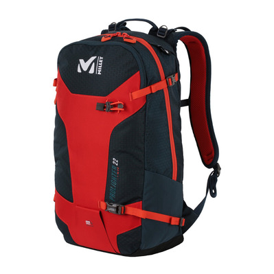 MILLET - PROLIGHTER 22L - Sac à dos orion blue/fire