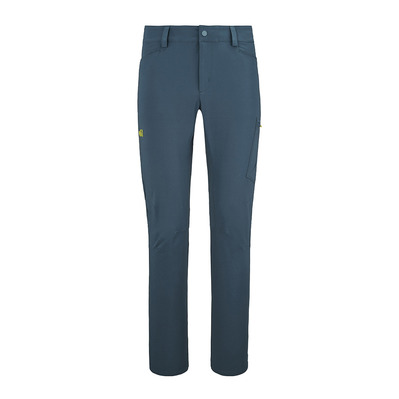 MILLET - WANAKA STRETCH - Pants - Men's - orion blue/wild lime