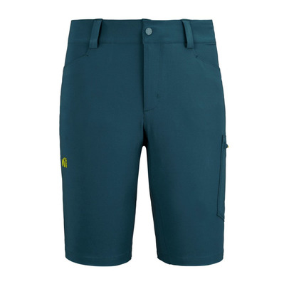MILLET - WANAKA STRETCH SHORT M Homme ORION BLUE/WILD LIME