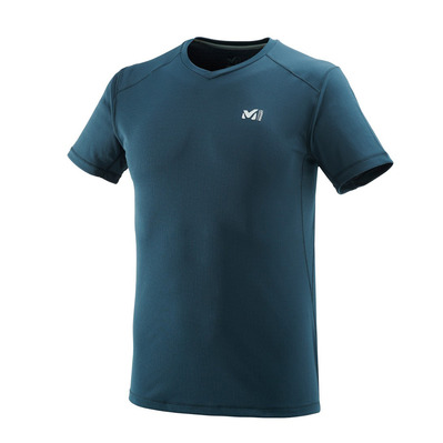 MILLET - ROC BASE - Maillot Homme orion blue