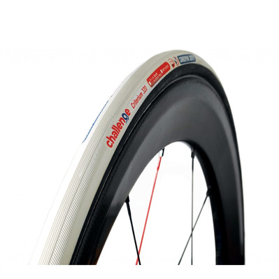 Tires CRITERIUM SC - Pneu strada road 700 x 23c white/black