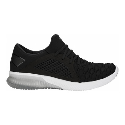 GEL-KENUN KNIT MX - Chaussures running Femme black/black