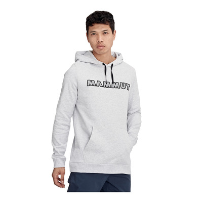 MAMMUT - LOGO ML - Sweat Homme highway melange