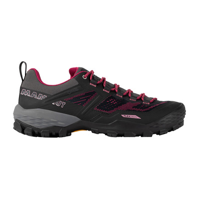 MAMMUT - Ducan Low GTX Women Femme phantom-dark pink