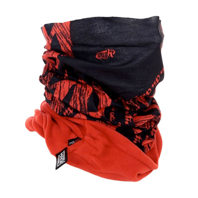 POLARTEC® TEC 8 en 1 - Foulard virgo red
