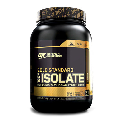 GS 100% ISOLATE - Protéines 930g chocolat