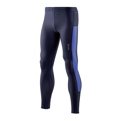 DNAMIC THERMAL - Collant Homme navy blue/bright blue