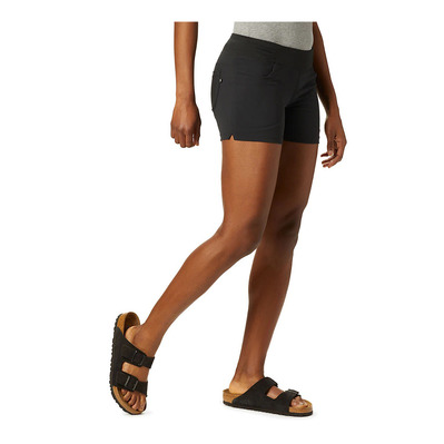 MOUNTAIN HARDWEAR - DYNAMA - Short Donna black