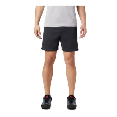 MOUNTAIN HARDWEAR - CEDERBERG - Shorts - Men's - dark storm