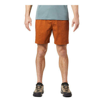MOUNTAIN HARDWEAR - CEDERBERG - Short hombre  rust earth