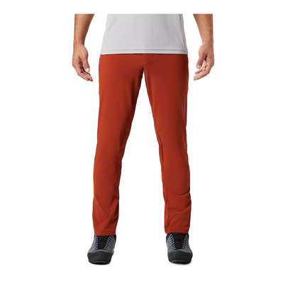 MOUNTAIN HARDWEAR - CHOCKSTONE - Pants - Men's - rusted