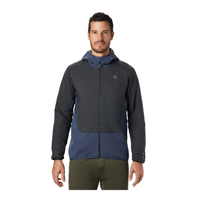 MOUNTAIN HARDWEAR - KOR STRATA - Jacket - Men's - dark storm