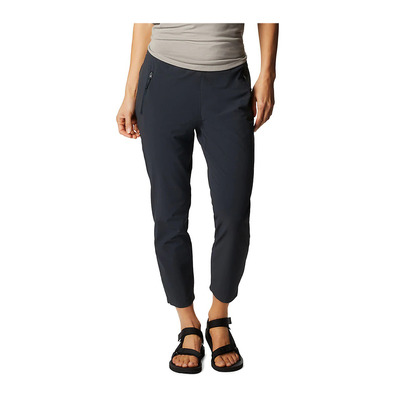 MOUNTAIN HARDWEAR - CHOCKSTONE - Pants - Women's - dark storm