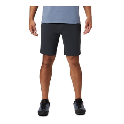 MOUNTAIN HARDWEAR - CHOCKSTONE - Short Homme dark storm