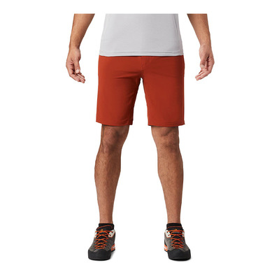 MOUNTAIN HARDWEAR - CHOCKSTONE - Shorts - Men's - rusted