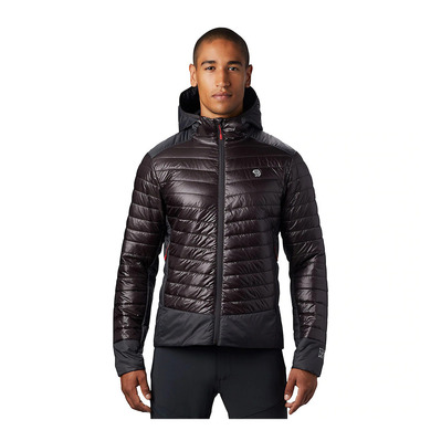 MOUNTAIN HARDWEAR - GHOST SHADOW - Down Jacket - Men's - void
