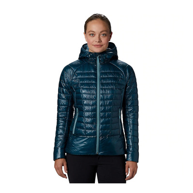 MOUNTAIN HARDWEAR - GHOST SHADOW - Down Jacket - Women's - icelandic