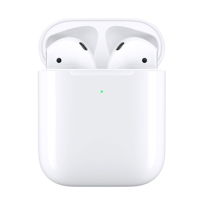 AIRPODS 2 - Auriculares bluetooth white - Grado A