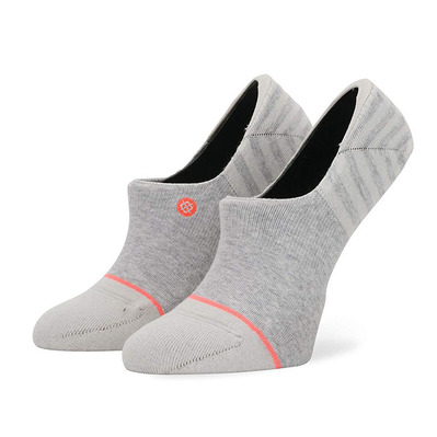 INVISIBLE - Calcetines x3 mujer grey